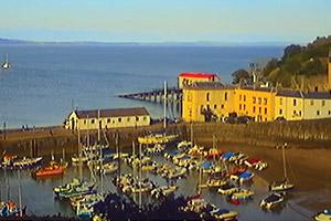 Tenby-Harbour-live-webcam-(United-Kingdom)